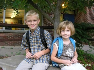 Ready for school 2008