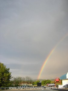 Awesome rainbow