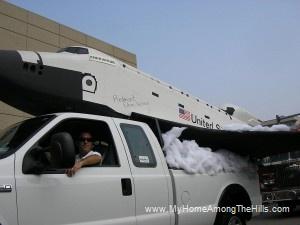 Piedmont Space Shuttle