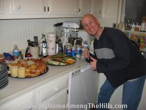 Heavenly Ham Party Tray