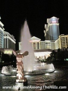 """There are """"Angels"""" all over Las Vegas..."""
