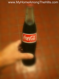 Mexican Coke - aka Healthy Coke