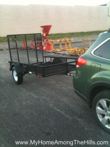 My new trailer