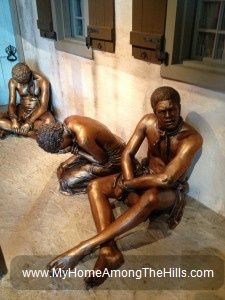 National Underground Railroad Freedom Center