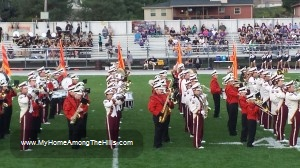 Middle and High School band