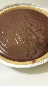 Chocolate pie!