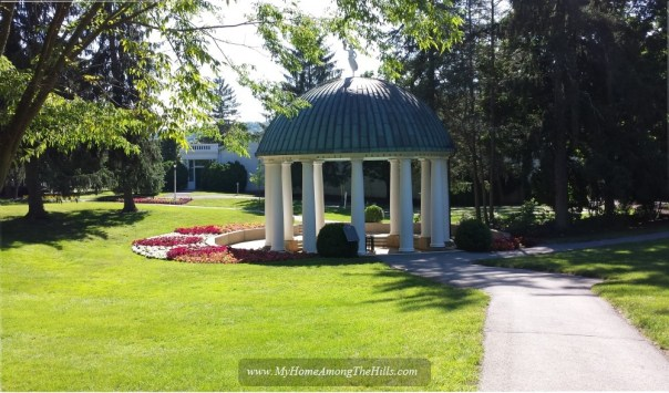 The Springhouse at the Greenbrier
