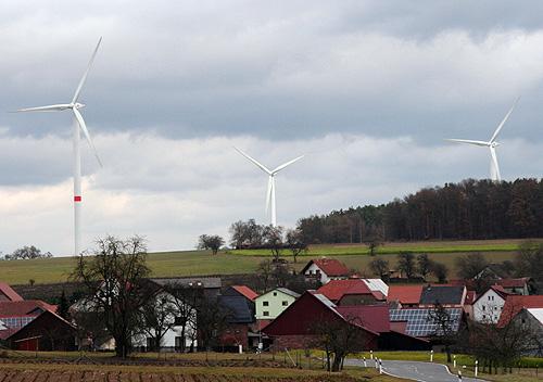 Windkraft Steinbach