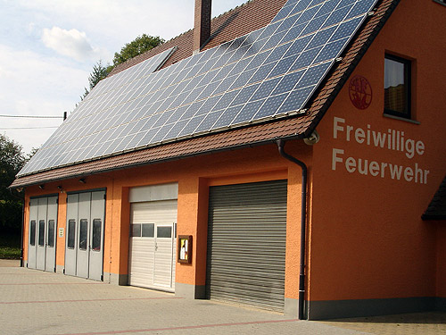 Feuerwehrgeraetehaus Grosseicholzheim
