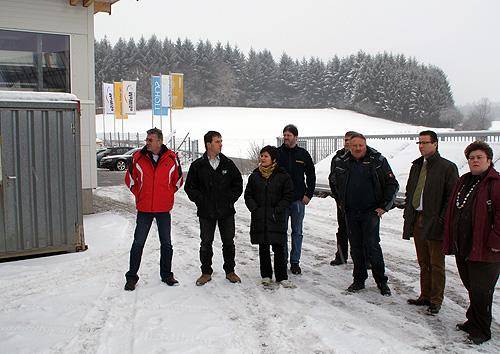 Besuch Genzwuerker Osterburken