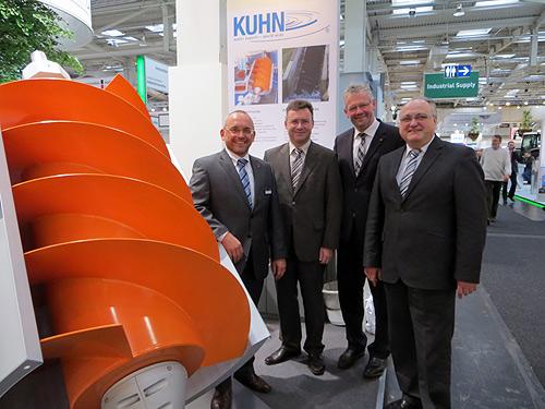 Hannover Messe Kuhn