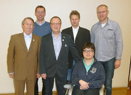 Vorstand Sportfreunde Hassmersheim