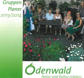Gruppenplaner Odenwald