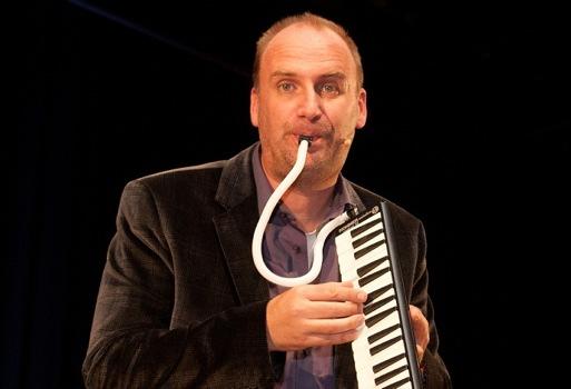Andreas Mueller bei der VB