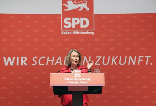 Gebhardt Landesparteitag