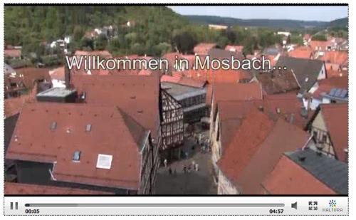 Imagefilm Mosbach Screenshot