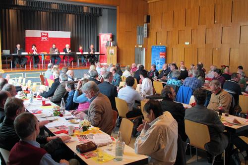 SPD nominiert KR