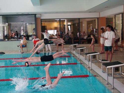 Schwimmfest Waldbrunn