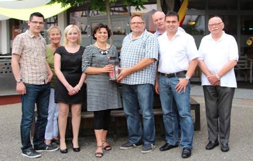 Neuer Vorstand CDU Aglasterhausen