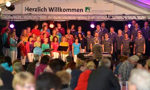 Sommerfest 2014 Presse1