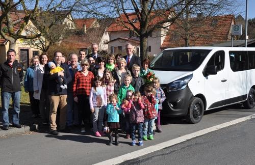 Kindergartenbus-Wertheim
