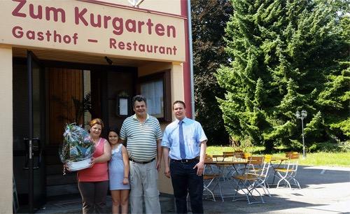 500 Eroeffnung Kurgarten El Grecco
