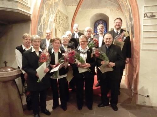85 Jahre Binauer Evangelischer Kirchenchor
