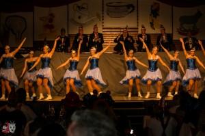 """Schautanz """"Moulin Rouge"""" - Tänzerinnen der Zunft"""