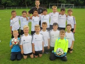 Das E-Jugendturnier gewann der VfB Eberbach II. (Foto: W. Karg)