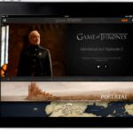 App Game Of Thrones tablette 2