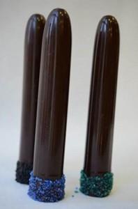 Sex-toy en chocolat MarcDorcel 2