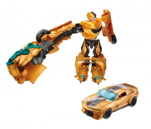 Jouet Hasbro Transformers bumbleBee one step magic