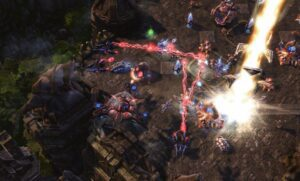 STARCRAFT II LEGACY OF VOID 2