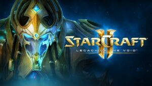 STARCRAFT II LEGACY OF VOID 4