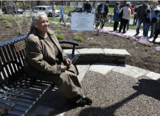 Toni Morrison on Ohio Bench