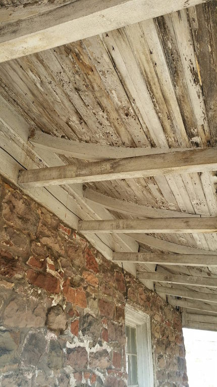 Lent House_beams