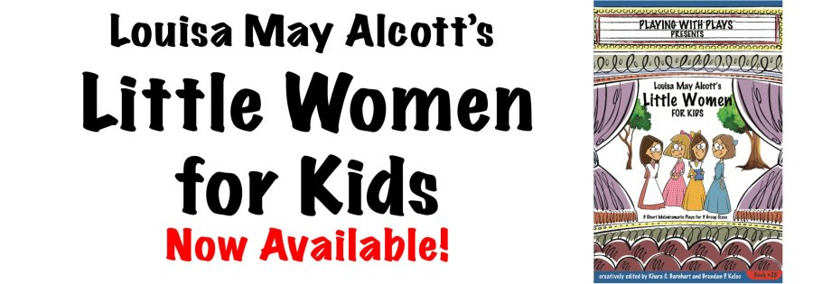 little women for kids now available