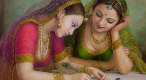 Meeting the Goddess of Bhakti: A Guided Meditation