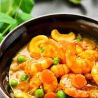 RED CHILLI PRAWNS