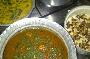 Bahman Mahino Meal