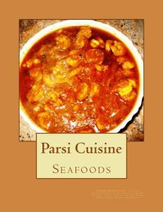 Seafoods Cookbook