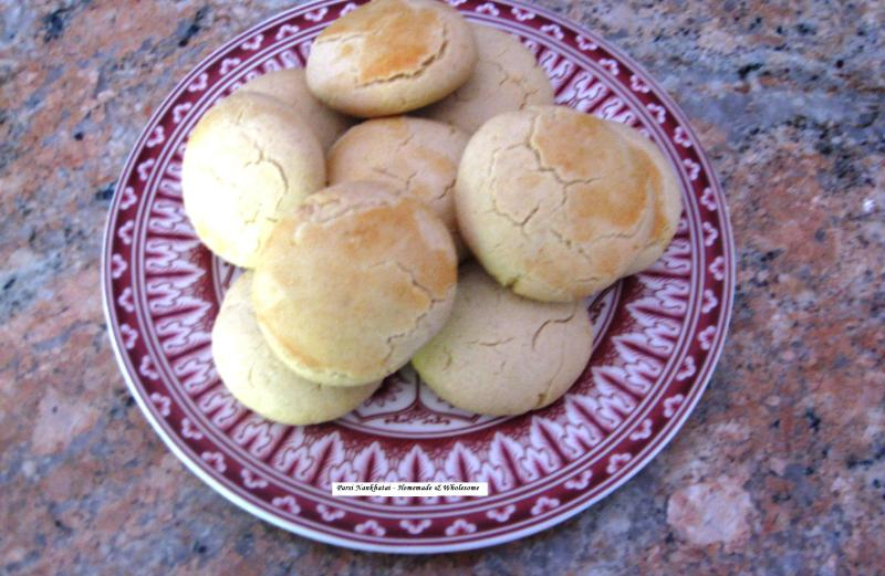 Nankhatai Homemade, Wholesome and Authentic