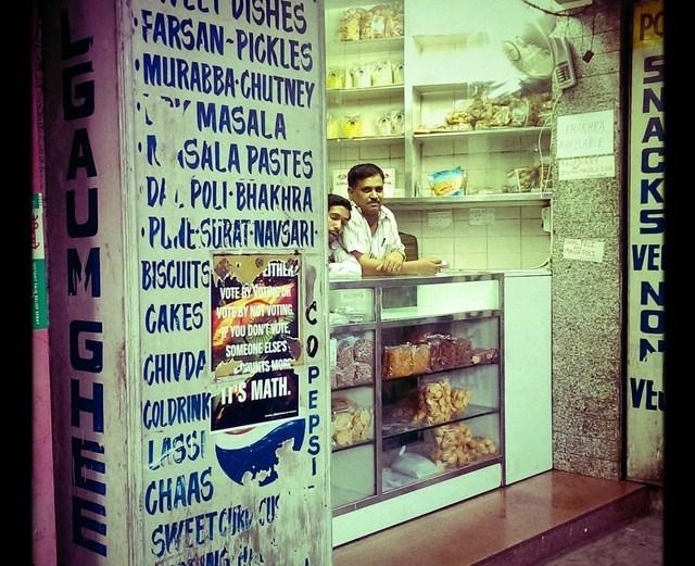 Belgaum Gheewala, a shop often patronized by Parsis