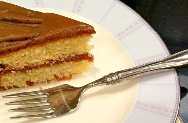 Bombay Bakery's Coffee Cake