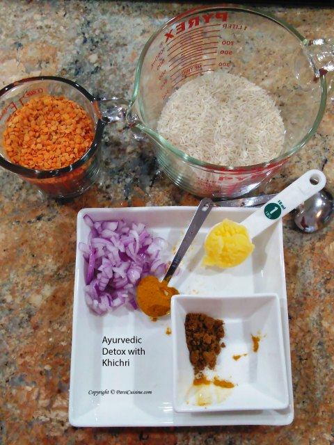 Photo: Ayurvedic Detox with Khichri