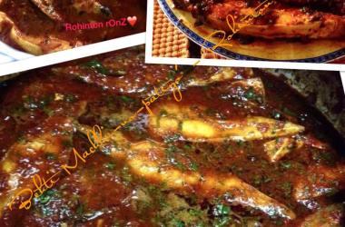 Recipe Contest Winner: Sweet and Sour Fish for Wedding. Lagan ni Bethhi-Machhi-no-Patiyo