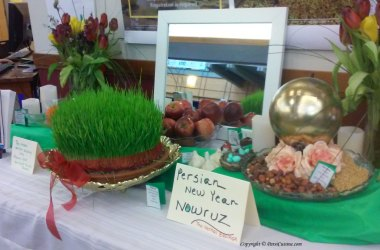 Persian New Year: Nowruz