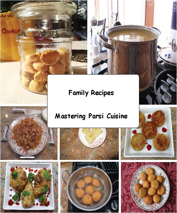 Cookbook: Mastering Parsi Cuisine