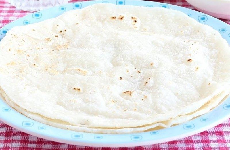 Rice Flour Rotli