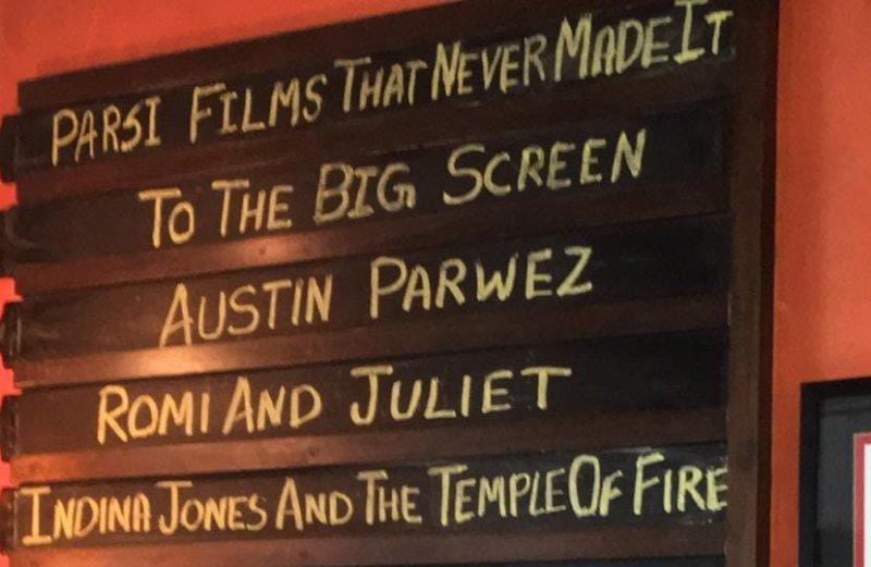 Parsi Films that never made it